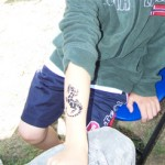 Familienfest & Kinder Airbrush Tattoos
