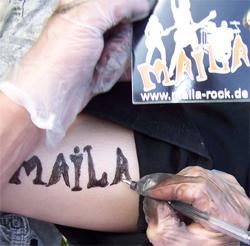 JüterRock mit Spass Tattoos aus Berlin