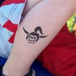 Kinder Tattoos in Lebus