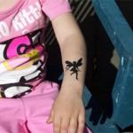 Kinder Airbrush Tattoos als JOKER fuer Ihre Veranstaltung buchen