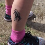 Kinder Tattoos in Hoppegarten