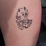 Airbrush Tattoos kommen gut an