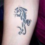 Airbrush Spass Tattoos