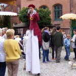 Ackerbuergerfest in Nauen mit Animateure