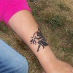 Jugend Airbrush Tattoos