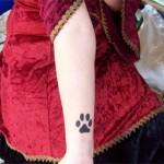 Kinder Airbrush Tattoos in Nauen