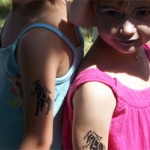 Kinder Pferde Tattoos in Bochow