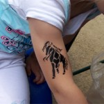 Kinder Tattoo