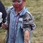 Kinderschminken und Tattoos