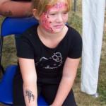 Kinderschminken und Tattoos in Schoenfliess