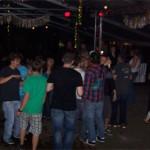Party beim Parkfest in Zabeltitz