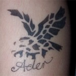 Airbrush Adler