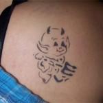 Teufel Tattoo