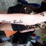 Airbrush Tattoos der Spass aus Berlin