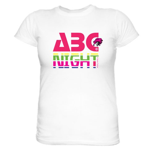 T-Shirt-ABC-Night_Lady_weiss