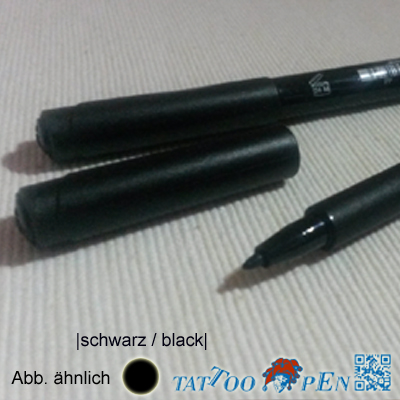 Tattoo-Pen-black