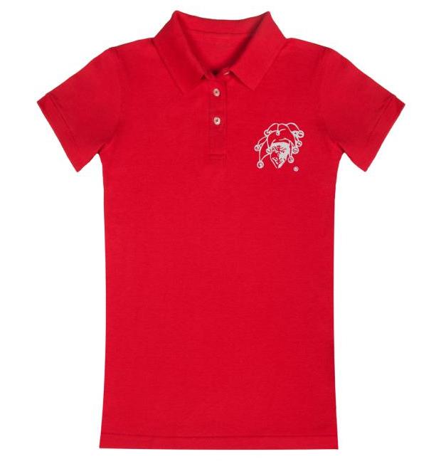 Poloshirt-Damen_rot