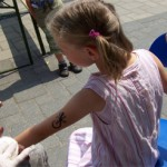 Spass mit Kinder Tattoos