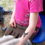 Kinder Tattoos in und um Berlin