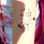 JüterRock Teufelchen Spass Tattoo