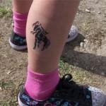 Kinder Tattoos in Hoppegarten