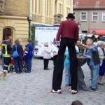 Ackerbuergerfest in Nauen mit Animateuren