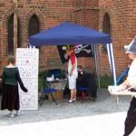 Ackerbuergerfest mit Airbrush in Nauen