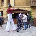 Ackerbuergerfest mit Programm in Nauen
