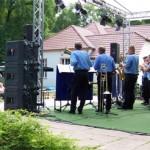 Blasmusik in Muellrose