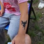 Elfen Spass Tattoo