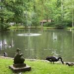 Fruehlingsfest im Tierpark Luckenwalde