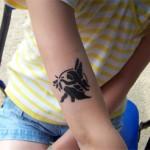 Fruehlingsfest im Tierpark Luckenwalde mit Elfen Tattoo