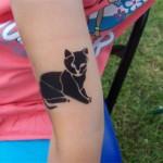 Kaetzchen Aibrush Tattoo