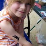 Kinder Tattoo in Luckenwalde