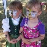Kinderschminken & Spass Tattoos