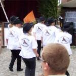 Line Dancers Falcon Lake