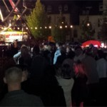Partystimmung in Seelow